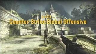 Counter-Strike Global Offensive официальный трейлер