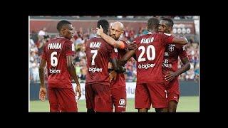 Ligue 2 - Le FC Metz cartonne (5-1), Niort et VA engrangent   Goal.com