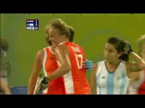 Netherlands vs Argentina - Women