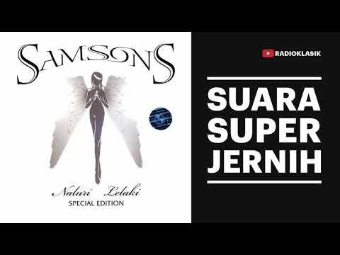 Samsons - Naluri Lelaki (HD Audio)