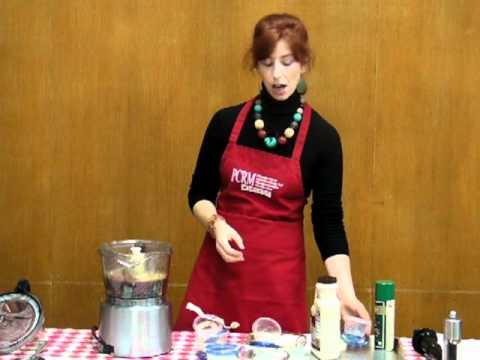 "Emily Weber: ""Healthy Vegan Family"" Cooking Demo"