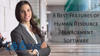 Hrms, human resource management system is a complete tool which helps simplify and optimize your resources from employee recruitment to payr...
