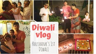 How we celebrated Diwali 2018 in Sydney | Diwali Day vlog | Khushank