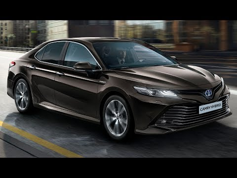 2019 Toyota Camry Hybrid – Features, Design, Interior and Drive