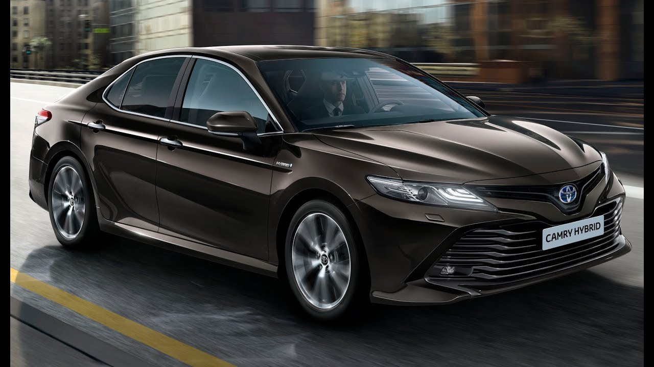 2019 Toyota Camry Hybrid Features Design Interior And Drive Youtube