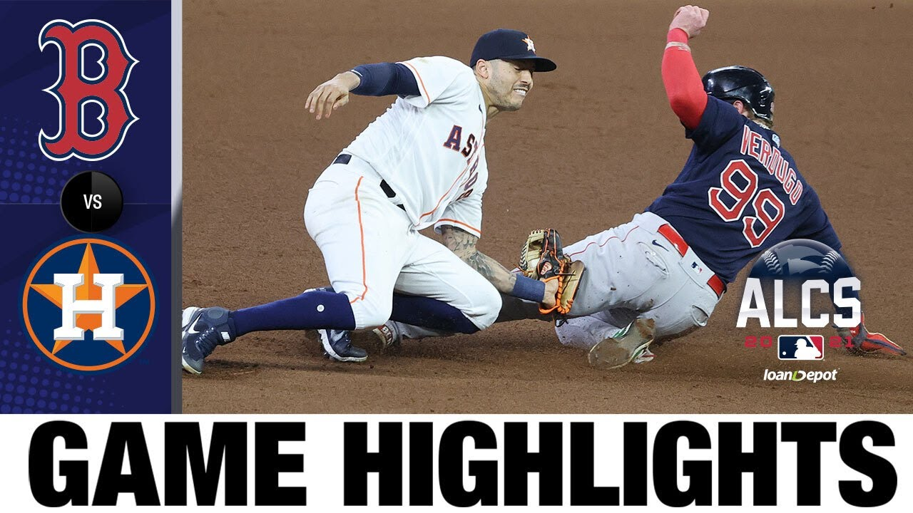 Download Red Sox vs. Astros ALCS Game 6 Highlights (10/22/21) | MLB Highlights