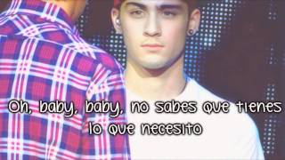 One direction♥- Kiss you Traducida al español