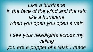 Joan Osborne - Hurricane Lyrics