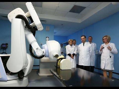 Победить рак: центр ядерной медицины в Уфе
