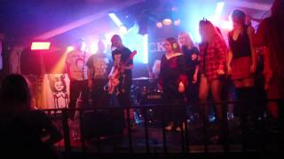 Lucky Malice live at Rockehuset
