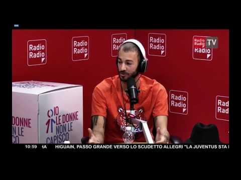 Daniele Di Benedetti ospite a Radio Radio - 10 Febbraio 2018