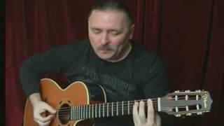 Rоsаnna - Тото - Igor Presnyakov - acoustic fingerstyle guitar cover