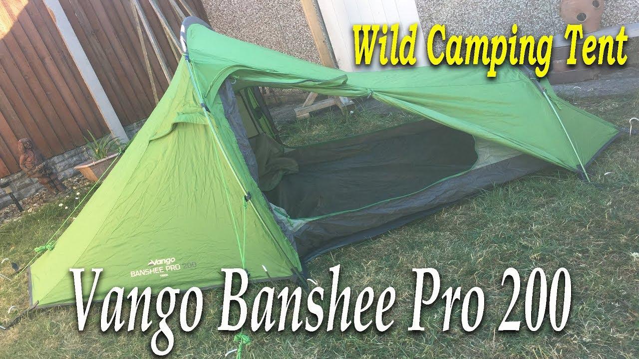 Vango Alpha 200 Fibreglass Tent Pole Repair Pack Camping Kit