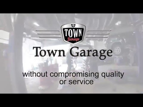 Town Garage Promotional Video