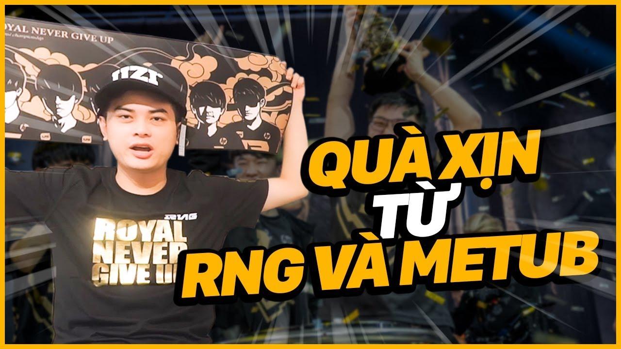 Win.D nhận quà gì từ RNG và METUB mà sao có vị cay cay?! | LIFE OF WIN.D