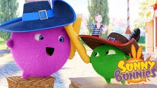 Cartoons for Children | SUNNY BUNNIES - BAGUETTE DUAL | Funny Cartoons For Children