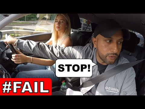 Ultimate Driving Test Fails Compilation 2019