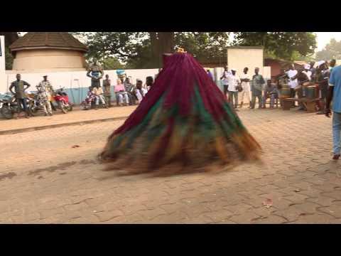 Zangbeto, Voodoo Festival Ouidah, Benin