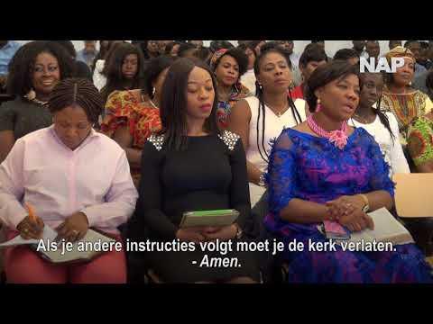 Klein geloof in Amsterdam: de Ghanese Bijlmerkerk.
