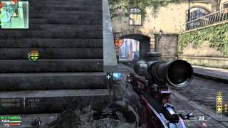 MW3 - Sniping Moab - First Italian PC Sniping Moab