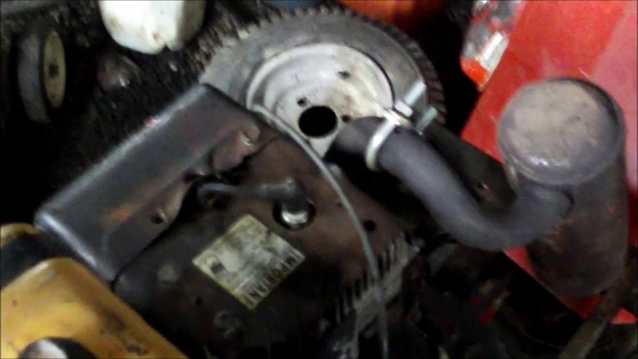 Massey Ferguson Charging System : Update on massey ferguson garden tractor charging system