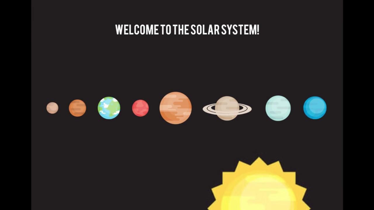 solar system number bonds 1st grade [ 1280 x 720 Pixel ]