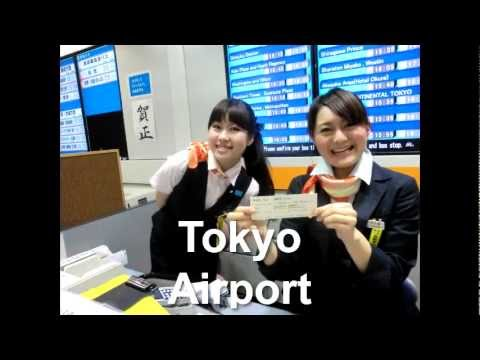 Tokyo Airport Explained. Your Travel Guide to Narita - How to get to Hotels Downtown / Japan Travel