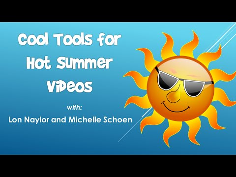 Cool Tools for Hot videos Webinar Replay