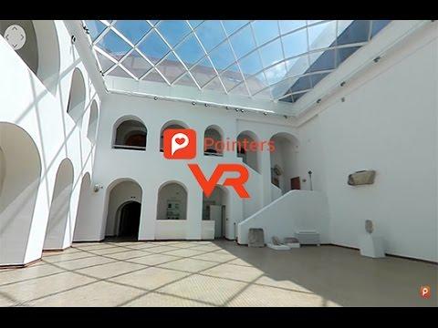 Muzej Slavonije — Osijek | 360º VR| Pointers Travel