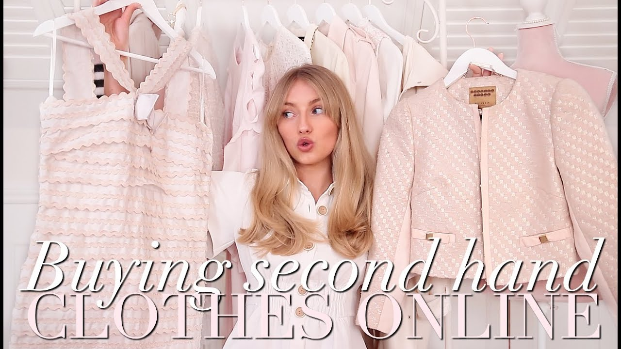 cafd56fe Buying second hand clothing from DEPOP! (+ some online selling tips!) ~  Freddy My Love