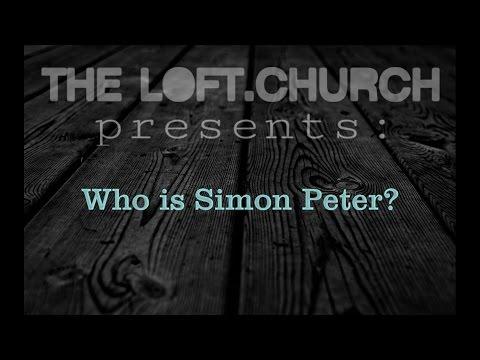 Who Is Simon Peter?