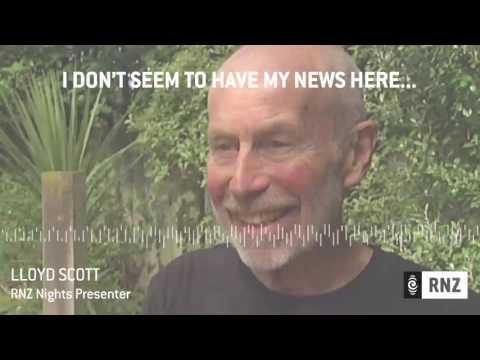 Lloyd Scott loses the 4am bulletin