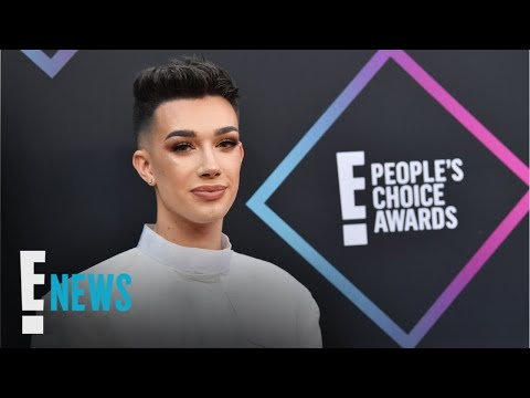 James Charles Announces $50K Reality Competition Show | E! News thumbnail