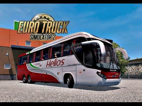 Euro Truck 2 - Helios - Roma 370 6x2 - EAABUS 4.1