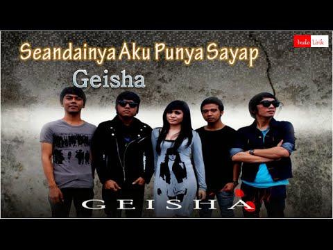 Cover Lagu [Lirik] Geisha - Seandainya Aku Punya Sayap HITSLAGU