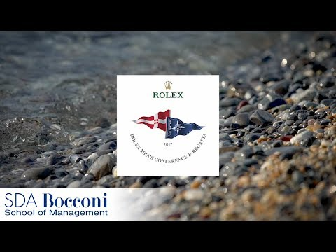 The Rolex MBA's Conference and Regatta 2017 | SDA Bocconi School of Management