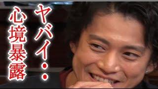 チャンネル登録おねがいします('◇'♪⇒https://goo.gl/ORAFZJ 小栗旬、テ...