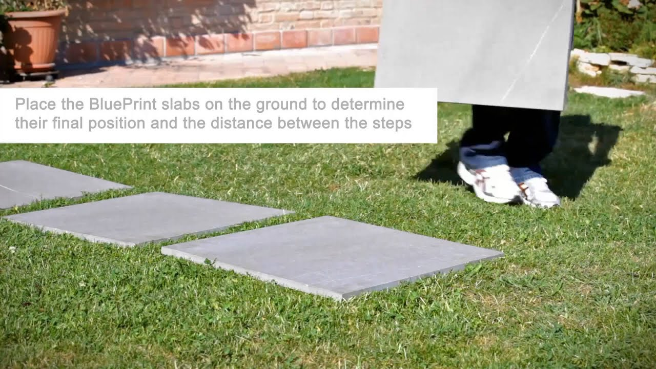 installation of the evoke tiles onto a grass substrate youtube