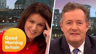 Piers Morgan's Passionate Gender Rant! | Good Morning Britain