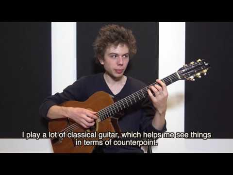 Antoine Boyer - Counterpoint in jazz improvisation (lesson excerpt)