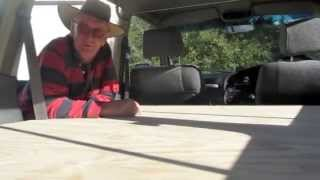Toyota Land Cruiser 4x4 Campervan Conversion for sale Australia | Travelwheels Campervans