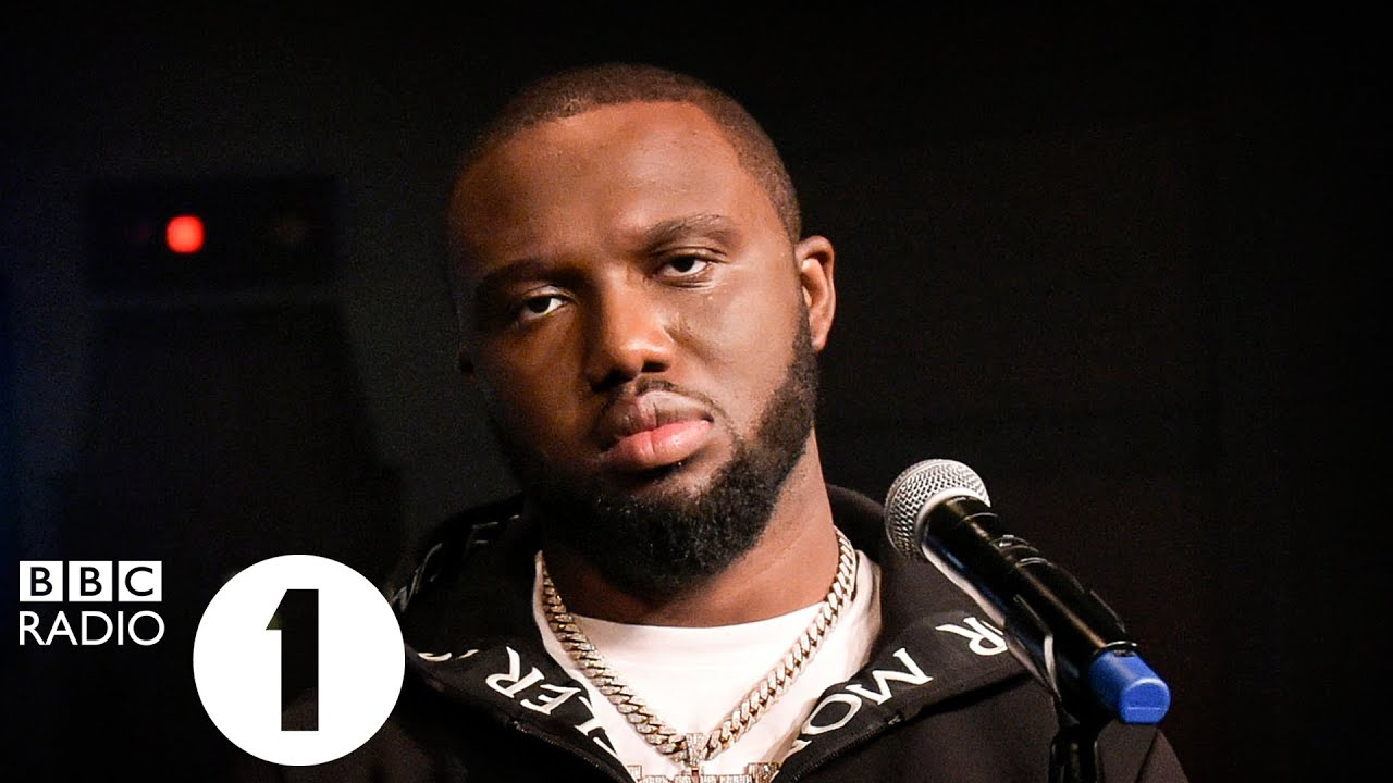 Headie One - Ain't It Different in session for Radio 1