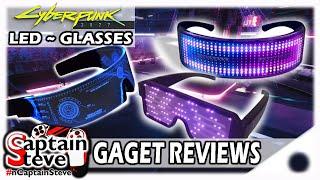 Cyberpunk Glasses