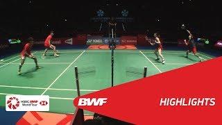 DAIHATSU YONEX JAPAN OPEN 2018 | Badminton XD - SF - Highlights | BWF 2018