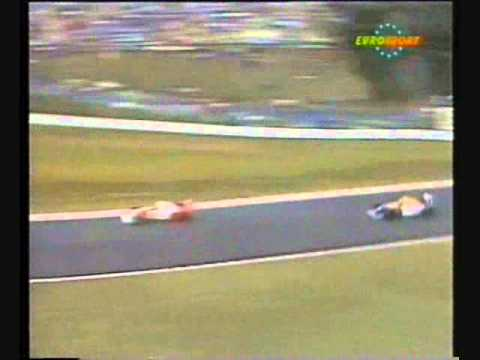 Senna vs Prost - 1993 Japanese Grand Prix