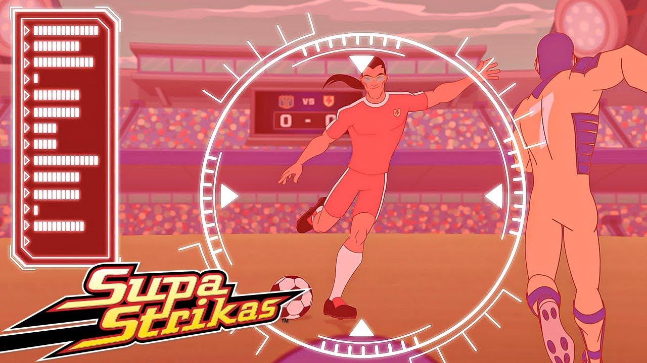 Download The Determinator | SupaStrikas Soccer kids cartoons | Super Cool Football Animation | Anime