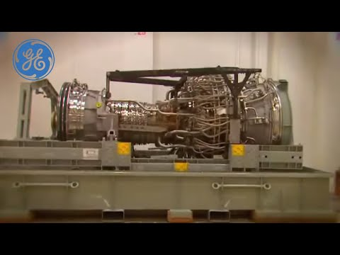 GE Aeroderivative Gas Turbines Services | Gas Power Generation | GE Power