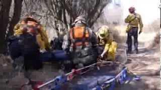 Malibu Search And Rescue Team Training