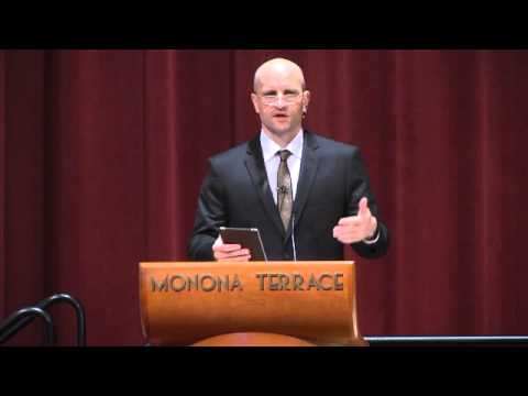 China Miéville: The Limits of Utopia - 2014 Nelson Institute Earth Day Conference
