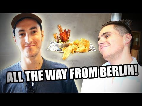 HE CAME FROM BERLIN TO SEE ME! |  daily vlog | Top real estate Agent | Silicon Valley